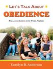 Let's Talk about Obedience - Expanded Edition with Word Puzzles Cover Image