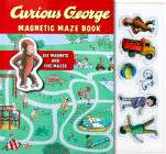 Curious George Magnetic Maze Book Cover Image