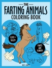 The Farting Animals Coloring Book Cover Image