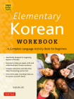 Elementary Korean Workbook: (Audio CD Included) Cover Image
