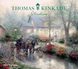 Thomas Kinkade Studios 2021 Deluxe Wall Calendar Cover Image