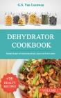 Dehydrator Cookbook Cover Image