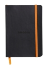 Rhodiarama Lined 4 X 5 1/2 Black Softcover Journal Cover Image