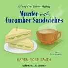 Murder with Cucumber Sandwiches Cover Image
