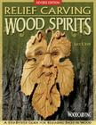 Relief Carving Wood Spirits Cover Image