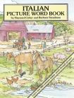 Italian Picture Word Book (Dover Children's Language Activity Books) Cover Image