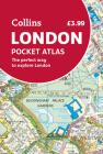 Collins London Pocket Atlas Cover Image