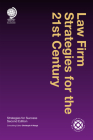 Law Firm Strategies for the 21st Century: Strategies for Success Cover Image