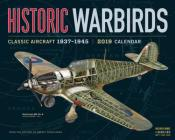 Historic Warbirds Wall Calendar 2019 Cover Image