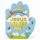 Jesus Loves Me Praying Hands Cover Image