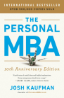The Personal MBA 10th Anniversary Edition Cover Image