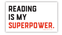 Reading Is My Superpower (Stic Cover Image