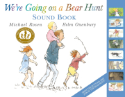 We're Going on a Bear Hunt: Sound Book Cover Image