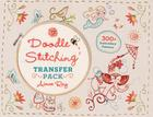 Doodle Stitching Transfer Pack Cover Image