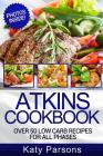 Atkins Cookbook Cover Image