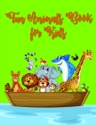 Fun Animals Book for kids: Funny Coloring Animals Pages for Baby-2 Cover Image