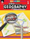 180 Days of Geography for First Grade: Practice, Assess, Diagnose (180 Days of Practice) Cover Image