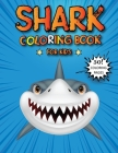 Shark Coloring Book for kids: shark Coloring and Activity Book for kids,50 coloring page. Cover Image