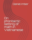 On phontactic setting of math in Vietnamese Cover Image