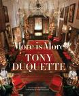 More Is More: Tony DuQuette Cover Image