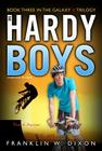 The X-Factor: Book Three in the Galaxy X Trilogy (Hardy Boys (All New) Undercover Brothers #30) Cover Image
