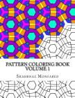 Pattern Coloring Book Cover Image