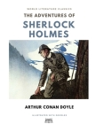 The Adventures of Sherlock Holmes / Arthur Conan Doyle / World Literature Classics / Illustrated with doodles Cover Image