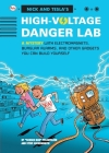 Nick And Tecla'S High-Voltage Danger Lab: A Mystery With Electromagnets, Burglar Alarms And Other Gadgets You Can Build Yourself Cover Image