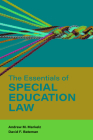 The Essentials of Special Education Law Cover Image