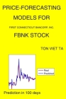 Price-Forecasting Models for First Connecticut Bancorp, Inc. FBNK Stock Cover Image