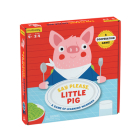 Say Please, Little Pig Board Game Cover Image