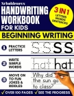 Handwriting Workbook for Kids: 3-in-1 Writing Practice Book to Master Letters, Words & Sentences Cover Image
