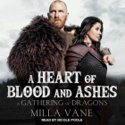 A Heart of Blood and Ashes Cover Image