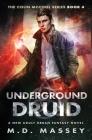 Underground Druid: A New Adult Urban Fantasy Novel Cover Image