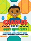 Charles and His Gee's Bend Quilt Coloring and Activity Book Cover Image