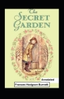 The Secret Garden Illustated Cover Image