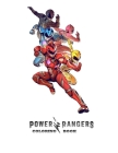 Power Rangers Coloring Book: Coloring Book for Kids and Adults, Activity Book, Great Starter Book for Children Cover Image