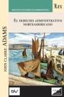 Derecho Administrativo Norteamericano Cover Image