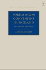 Forum (Non) Conveniens in England: Past, Present, and Future (Studies in Private International Law) Cover Image