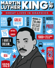 Great Lives in Graphics: Martin Luther King Cover Image