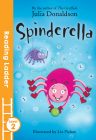Spinderella: Level 2 (Reading Ladder) Cover Image