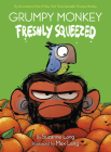 Grumpy Monkey Freshly Squeezed: A Graphic Novel Chapter Book Cover Image
