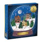 Winter Snow Globe 500 Pc Puzzle Cover Image