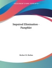 Impaired Elimination - Pamphlet Cover Image