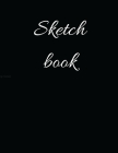 Sketch Book, Personalized Sketchbook (8.5