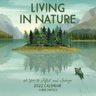 Living in Nature Wall Calendar 2022: A year of illustrations celebrating nature in all it's dimensions. Cover Image