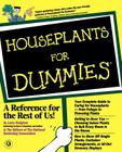 Houseplants for Dummies Cover Image
