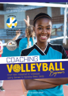 Coaching Volleyball Beginners: Drills & Games to Develop Basic Skills Cover Image