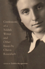 Confessions of a Yiddish Writer and Other Essays Cover Image