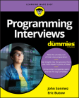 Programming Interviews for Dummies Cover Image